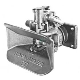 Vangmuilkoppeling RO841, 160x100 mm Rockinger | Hendel opwaarts