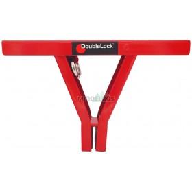 Anti-diefstal beveiliging Double Lock achterklep bestelwagens | Van lock