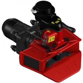 Vangmuilkoppeling VBG | VBG575 V2-AM - Flens 160x100mm