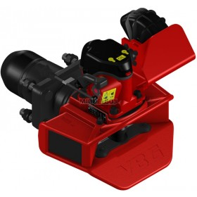Vangmuilkoppeling VBG | VBG575 V2-PA - Flens 160x100mm
