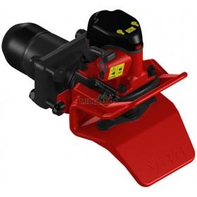 Vangmuilkoppeling VBG | VBG795 V2 - Flens 160x100mm
