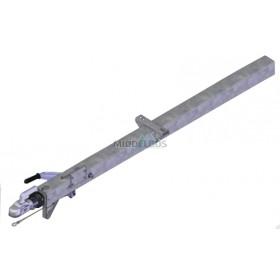 Oplooprem WAP 15.3, 1500 KG - Voor trommelrem | 64x2000