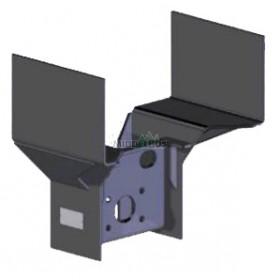 onderbouwbok WUB 18/1S WAP | 824x140mm