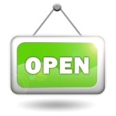 Openingstijden: Ma t/m vrij van 08.30 tot 17.00 uur. Op za, zo en feestdagen gesloten.