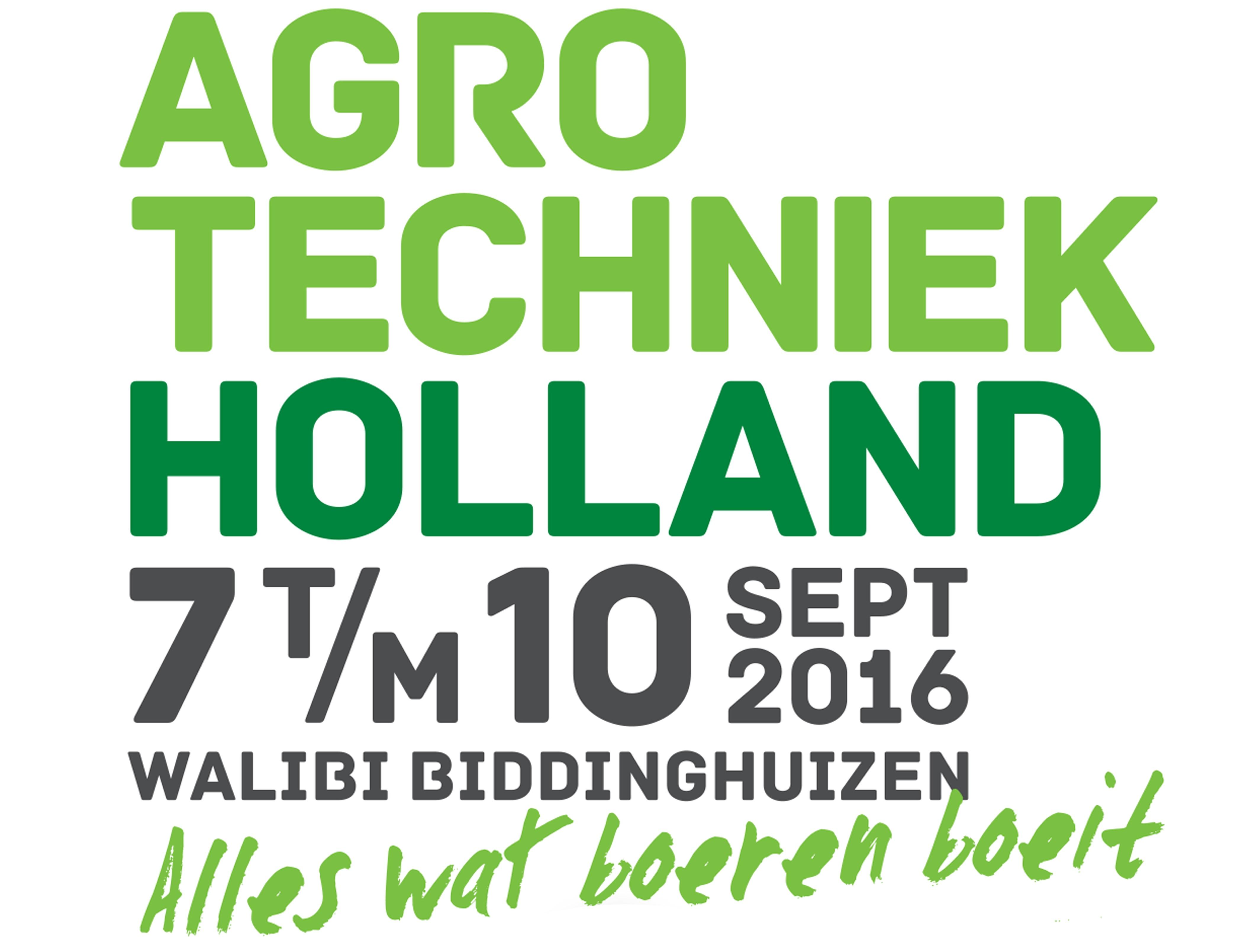AgroTechniek Holland 2016